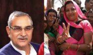 भाजपा से निकाले गए अरविंद कुमार राय व केतकी सिंह