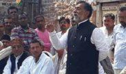 रेवती नगर में रामगोविंद चौधरी की आधा दर्जन नुक्कड़ सभाएं